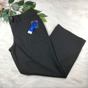 Apt 9 Mid-Rise Trouser 12P Short NWT